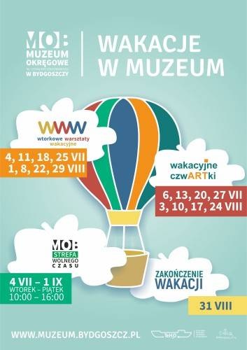 Spichrze nad Brdą- Muzeum Okręgowe im. Leona Wyczółkowskiego