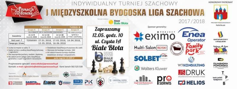 I Międzyszkolna Bydgoska Liga Szachowa - turniej szachowy