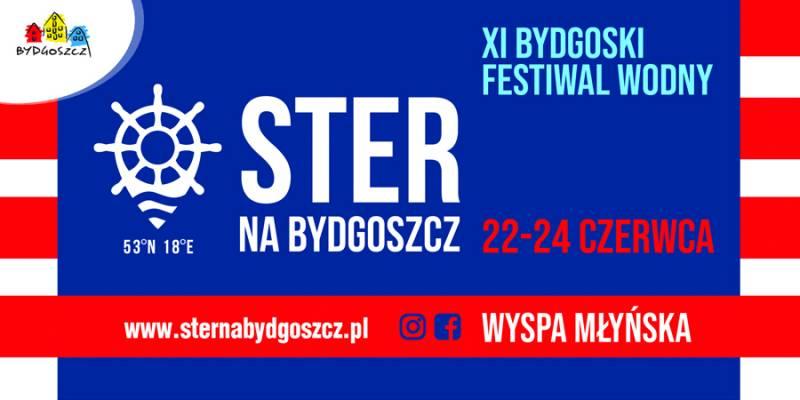 Bydgoski Festiwal Wodny Ster na Bydgoszcz 2018