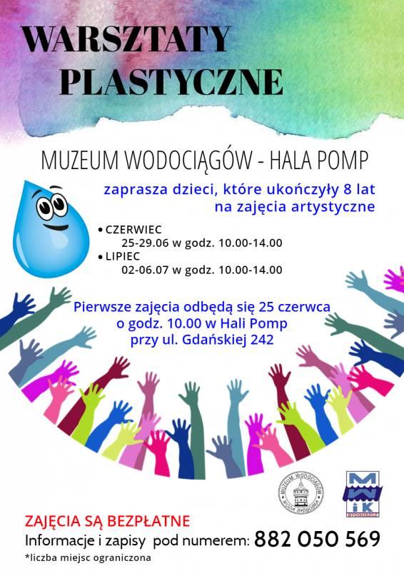 Hala Pomp- Muzeum Wodociągów