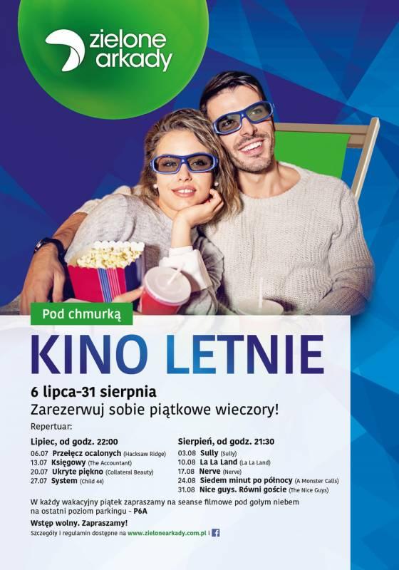 Kino Letnie - Zielone Arkady