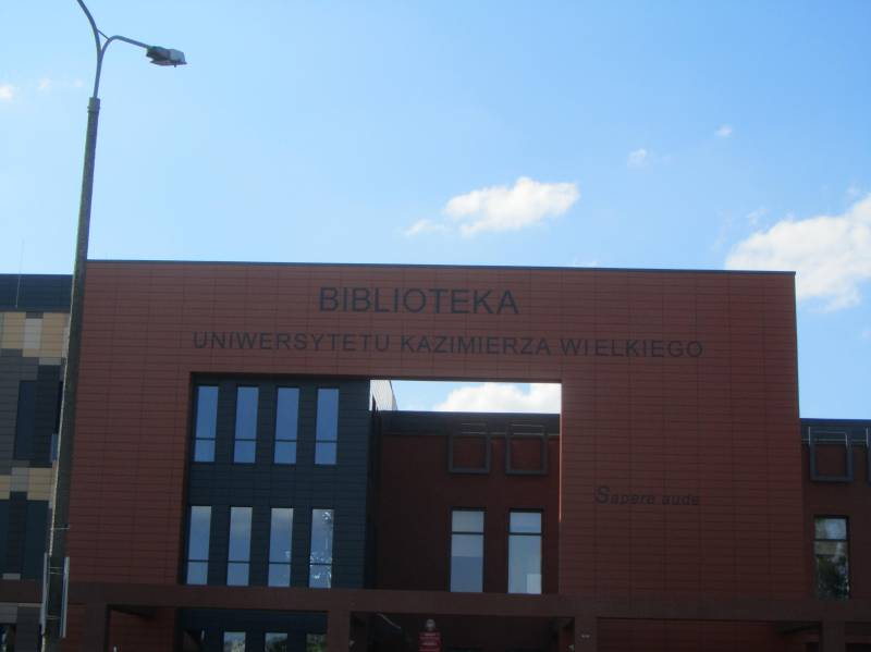 Biblioteka Uniwersytetu Kazimierza Wielkiego