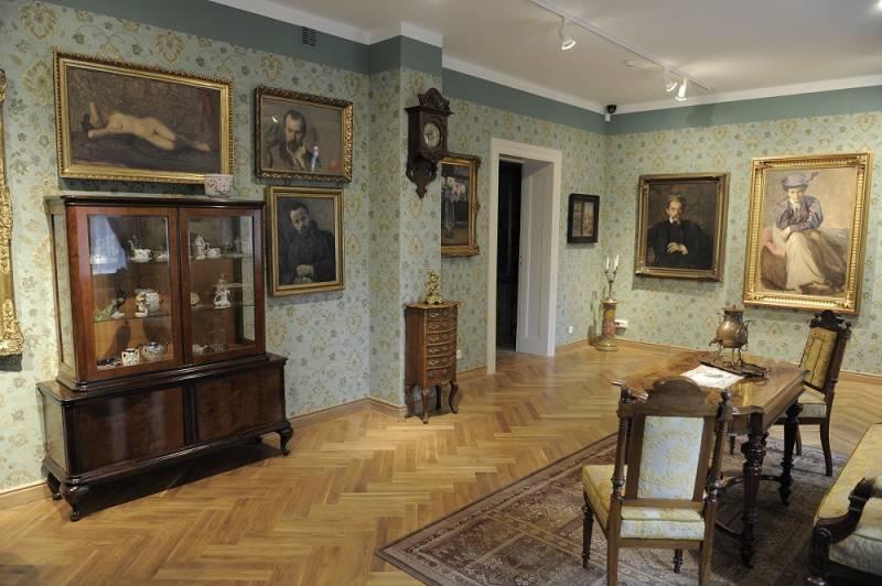 Dom Leona Wyczółkowskiego-Muzeum Okręgowe im. Leona Wyczółkowskiego