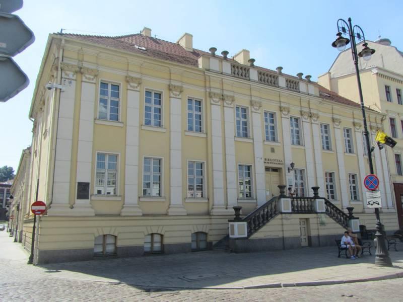 Wojewódzka i Miejska Biblioteka Publiczna