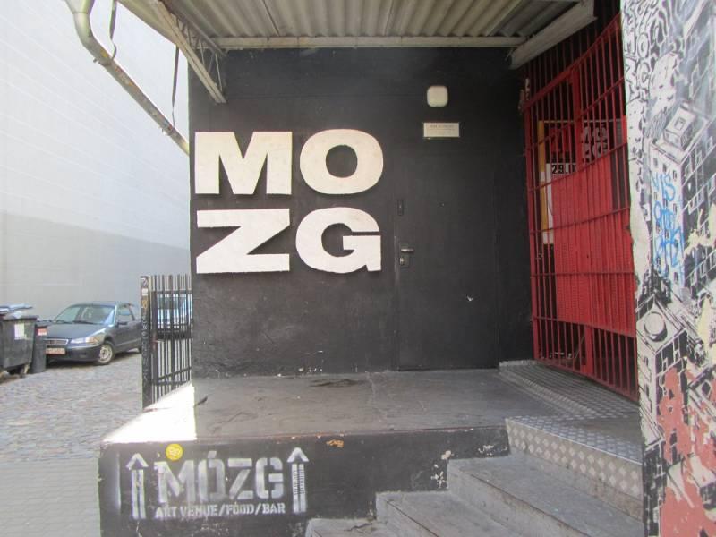 Zerang / Mełech / Wójciński - Mózg Festival