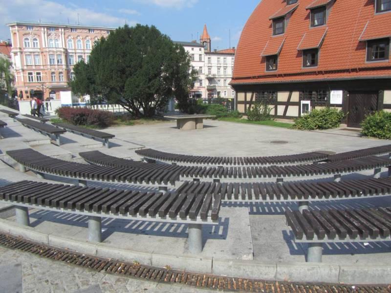 Amfiteatr przy Spichrzach