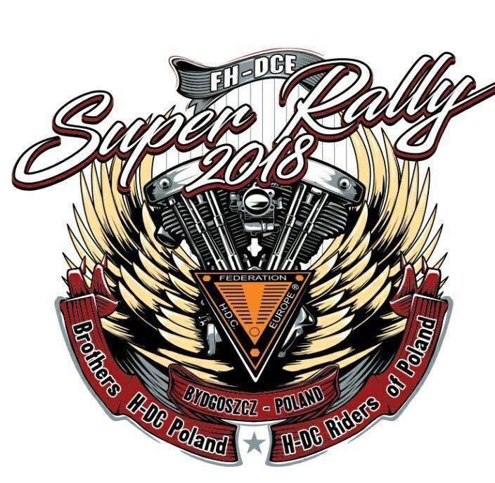 Super Rally 2018 Bydgoszcz