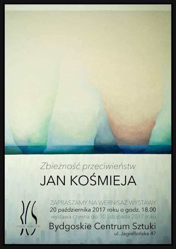 Wernisaż: malarstwo Jana Kośmieji - Zbieżność przeciwieństw