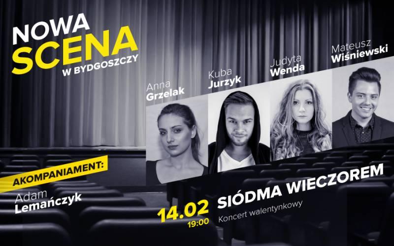 Nowa Scena w Bydgoszczy: Siódma wieczorem