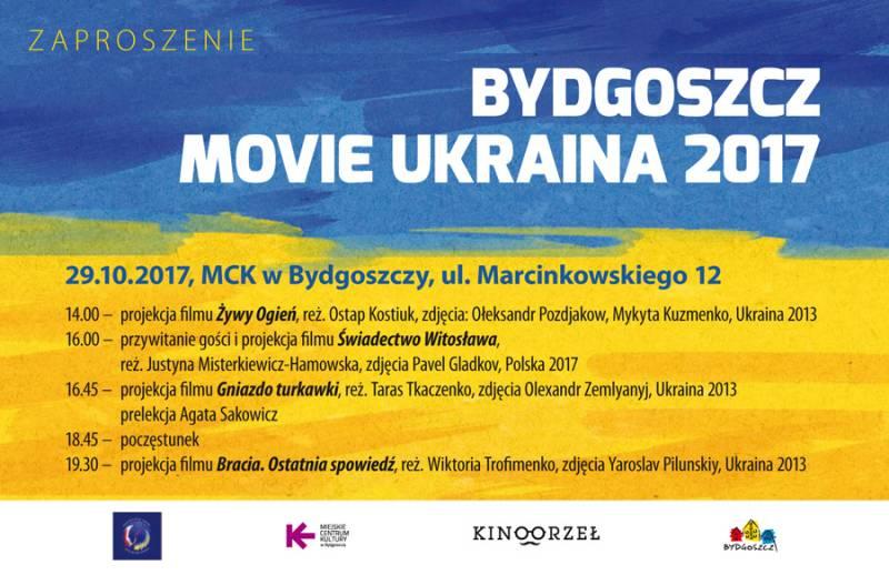 Przegląd filmów ukraińskich