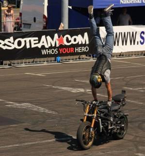 ODWOŁANE: 2018 Stunt Grand Prix