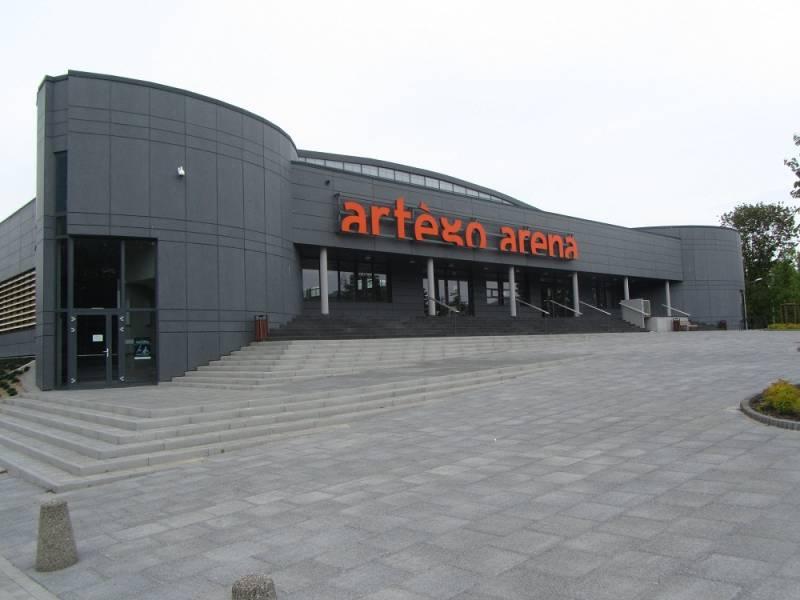 Koszykówka kobiet: Artego Bydgoszcz - Carolo Basket