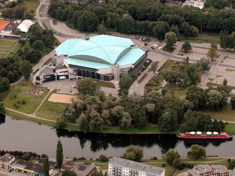 Siatkówka kobiet: KS Pałac Bydgoszcz -KSZO Ostrowiec Świętokrzyski