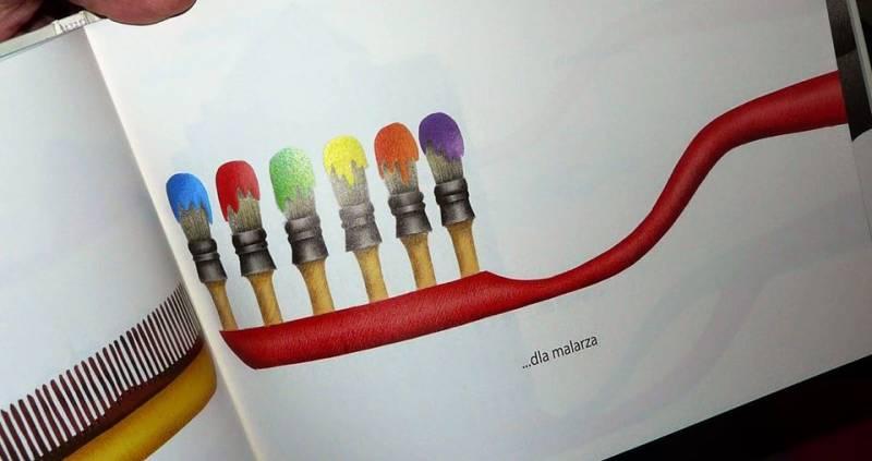 Zęby - sensoryczne spotkanie z książkami i najmłodszymi