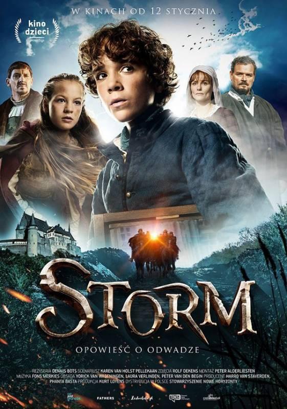 Ferie z Kinem Orzeł: Storm. Opowieść o odwadze, reż. D. Bots