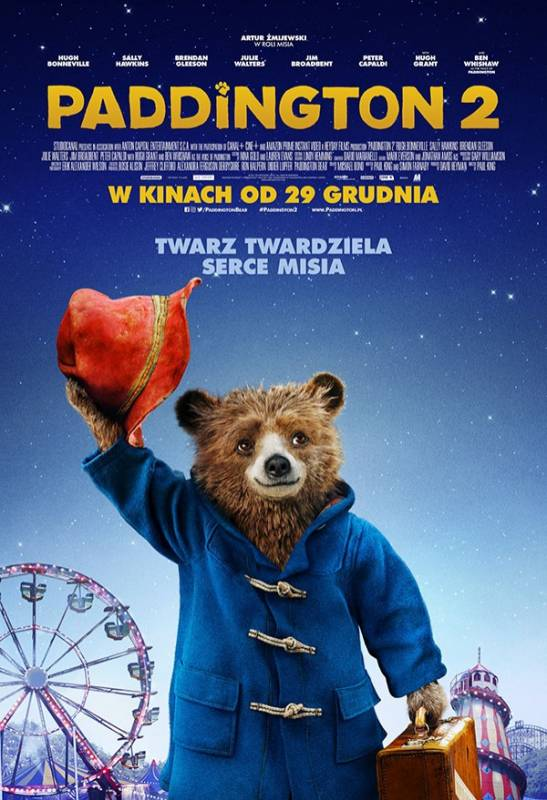 Ferie z Kinem Orzeł: Paddington 2, reż. Paul King