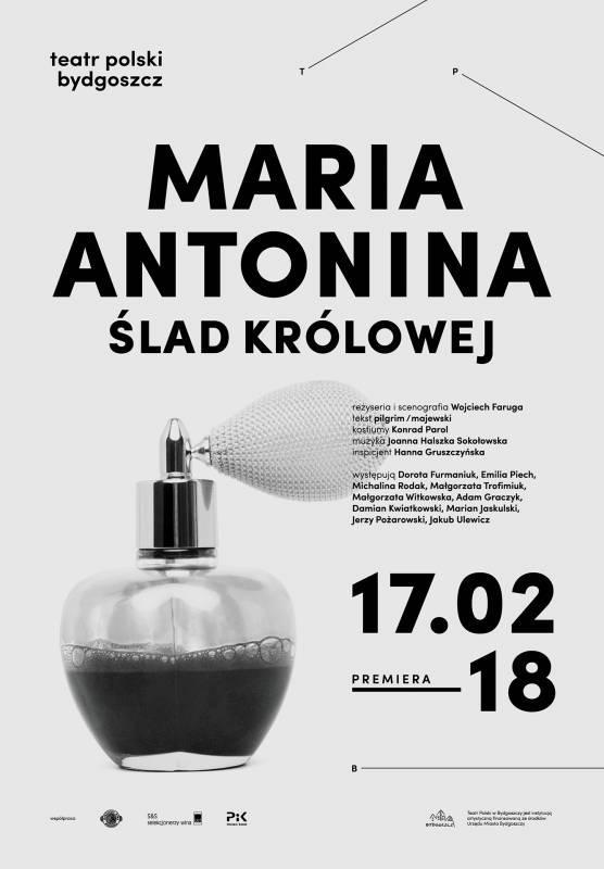 Maria Antonina - Ślad Królowej