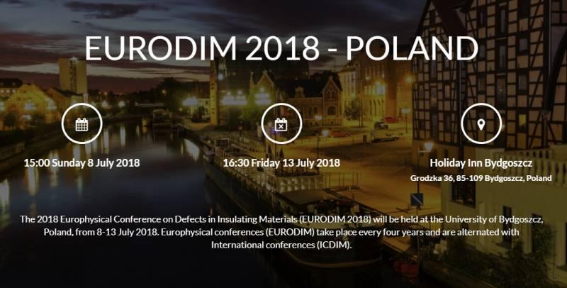 EURODIM 2018 - POLAND