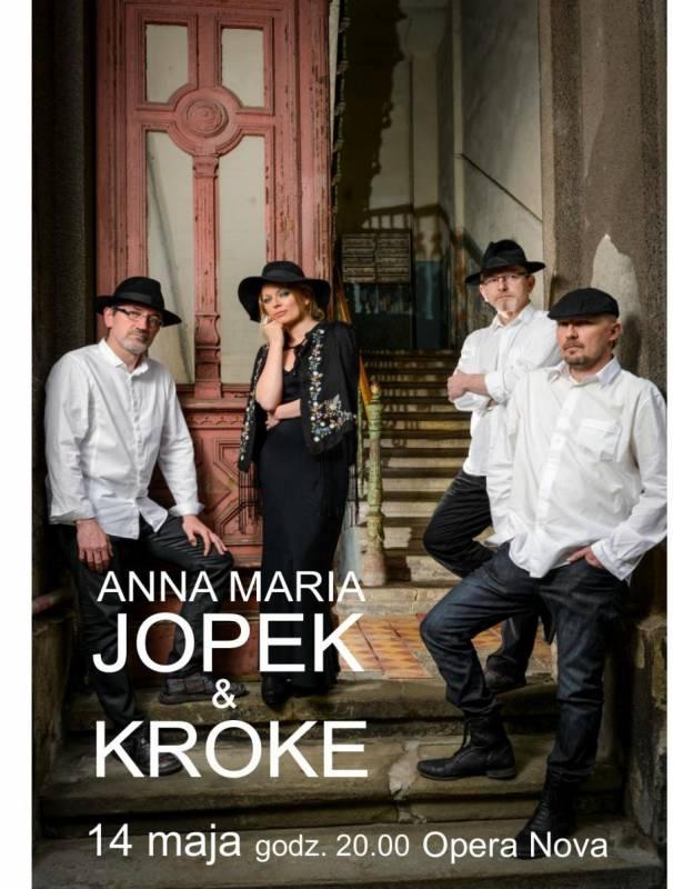 Anna Maria Jopek & Kroke