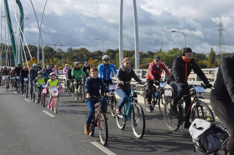 Rowerowe spojrzenie na Bydgoszcz - gra miejska