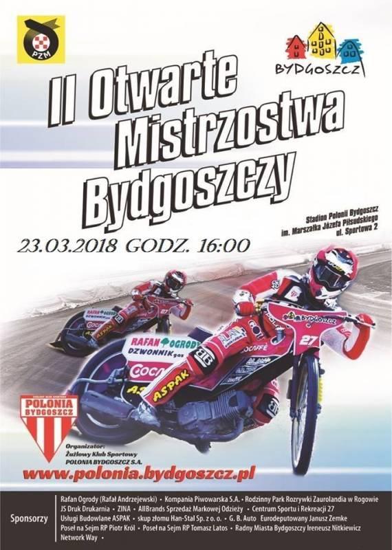 II Mistrzostwa Bydgoszczy i prezentacja drużyny