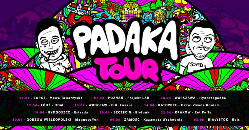 Padaka TOUR - Rzabka