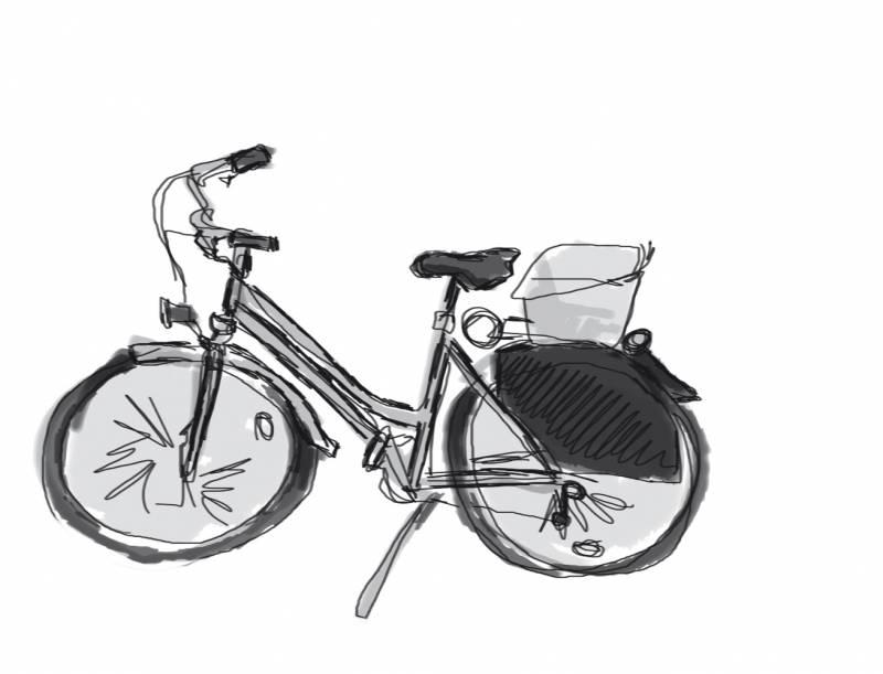 Rajd rowerowy na Kociewie