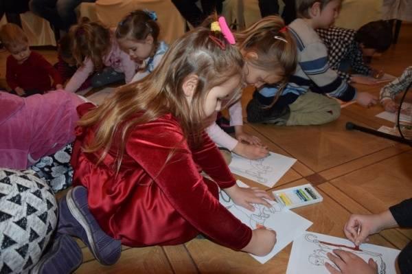 Mistrzowie dzieciom - poranek muzyczny z cyklu Akademia Dzieciom