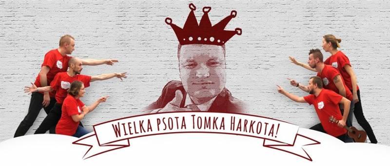 Łomatko, czyli wielka psota Tomka Harkota