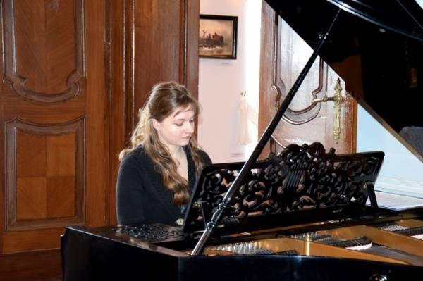 Wieczór z Noskowskim - Aleksandra Moliszewska, recital