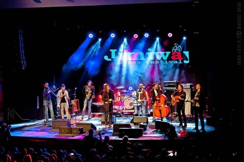 2018 River of Music - Kraków Street Band