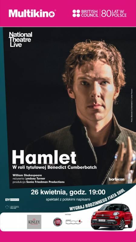 Retransmisja spektaklu: Hamlet