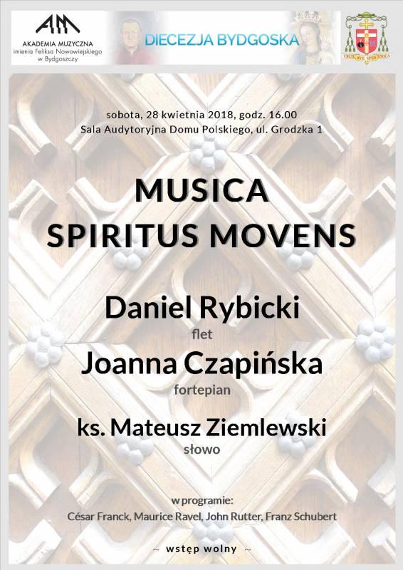 Musica Spiritus Movens