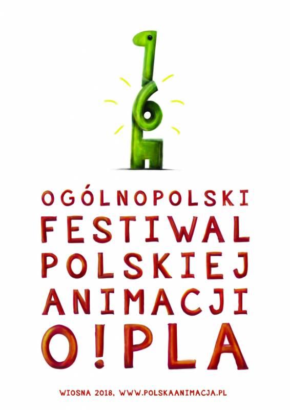 VI Ogólnopolski Festiwal Polskiej Animacji O!PLA