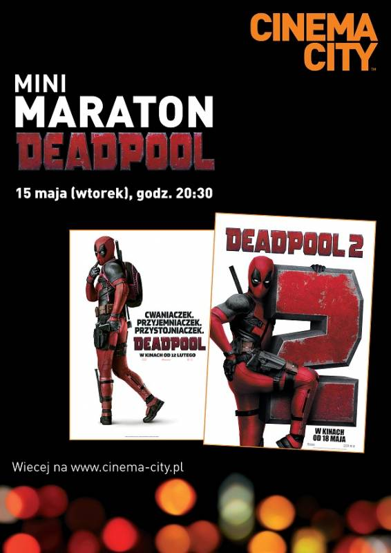 Mini-maraton Deadpool