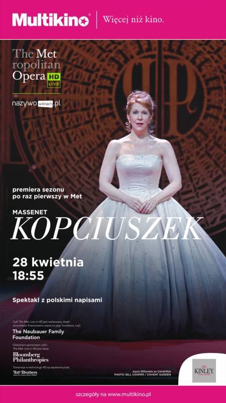 The Metropolitan Opera: Kopciuszek