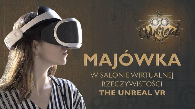 Majówka w wirtualnej rzeczywistości