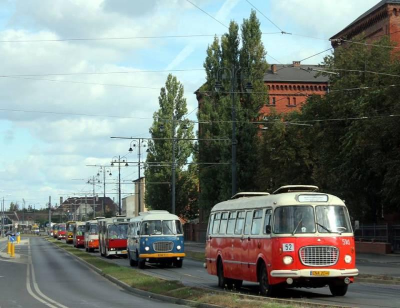 130 lat komunikacji miejskiej w Bydgoszczy