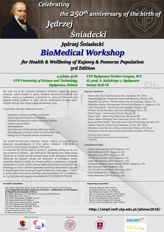 Warsztaty Biomedyczne