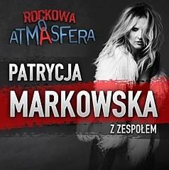 Patrycja Markowska z zespołem - koncert