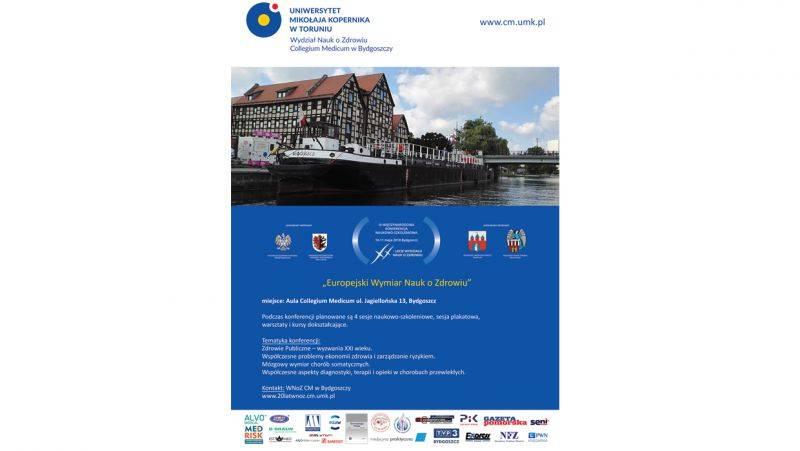 III Międzynarodowa Konferencja Naukowo-Szkoleniowa - Europejski Wymiar Nauk o Zdrowiu