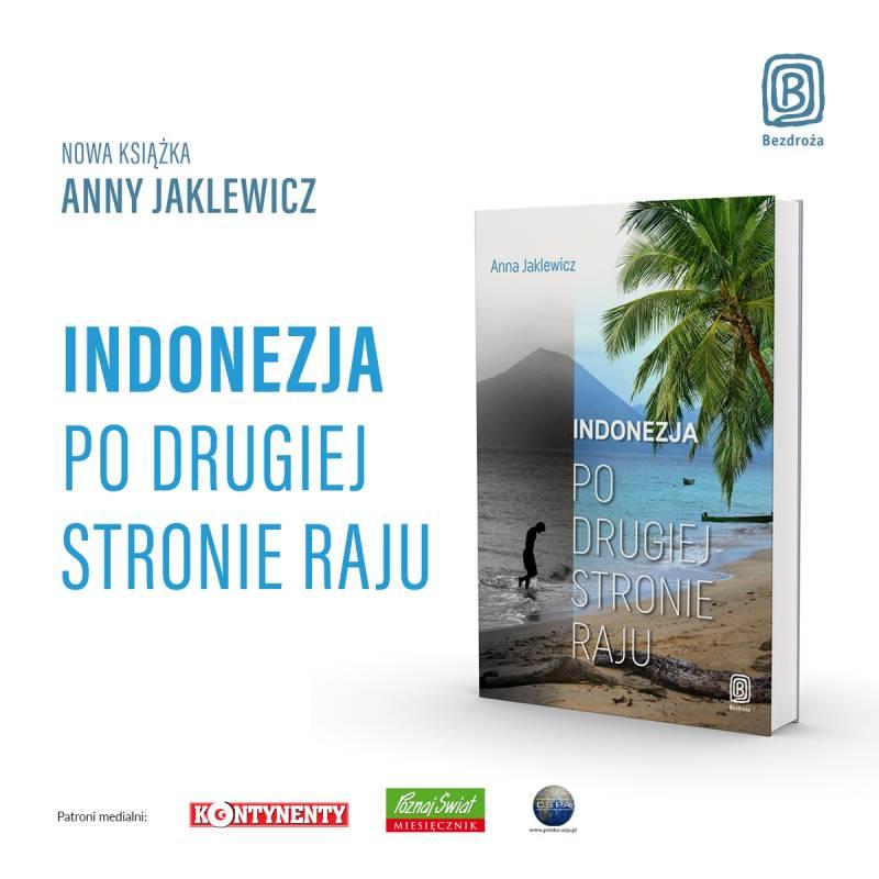 Spotkanie z Anną Jaklewicz - podróżniczką, archeologiem, antropologiem