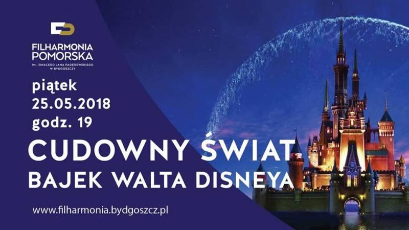 Cudowny świat bajek Disneya