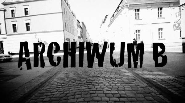 Archiwum B. na Szlaku TeH2O - projekcja połączona z prelekcją Adama Gajewskiego