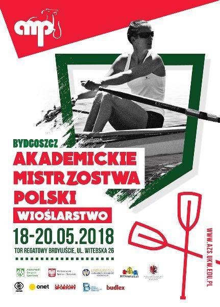 Akademickie Mistrzostwa Polski w wioślarstwie