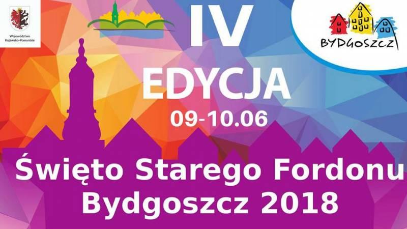 Święto Starego Fordonu Bydgoszcz 2018