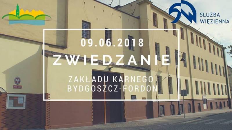 LICZBA MIEJSC WYCZERPANA: Zwiedzanie Zakładu Karnego Bydgoszcz-Fordon