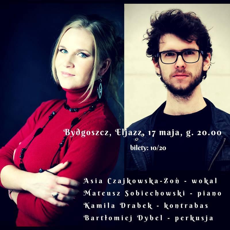 Asia Czajkowska-Zoń, Mateusz Sobiechowski & Cracow Fellas