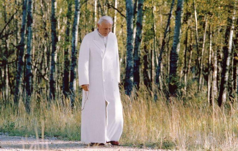 98. Urodziny św. Jana Pawła II w Wiatraku