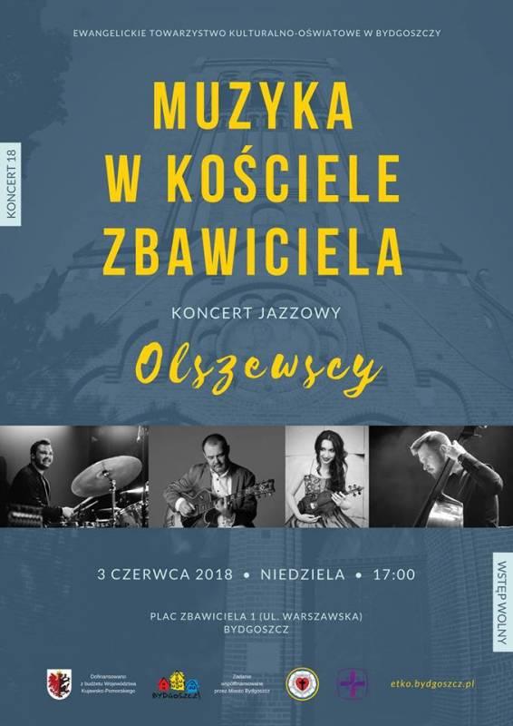 Muzyka w Kościele Zbawiciela: Olszewscy